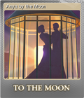 To the Moon Foil 1