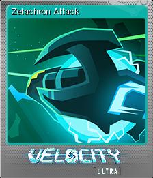 Velocity Ultra Foil 9