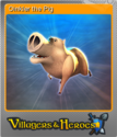 Villagers and Heroes Foil 08