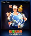 Worms Clan Wars Card 5