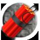 Beast Blaster Badge 4