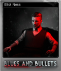 Blues and Bullets Foil 1