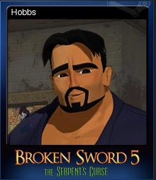 Broken Sword 5 Card 4