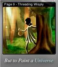 But to Paint a Universe Foil 03