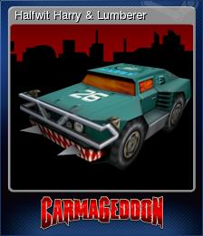 Carmageddon Max Pack Card 5