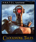 Clockwork Tales Of Glass and Ink Card 3