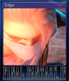 FINAL FANTASY IV Card 6