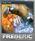 Frederic Resurrection of Music Foil 1