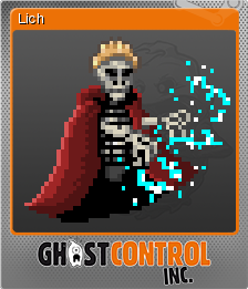 GhostControl Inc Foil 5