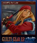 Guilty Gear X2 Reload Card 08