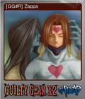 Guilty Gear X2 Reload Foil 05