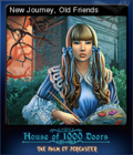 House of 1000 Doors The Palm of Zoroaster Card 1