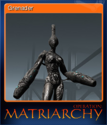 Operation Matriarchy Card 3
