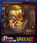 Pixel Puzzles UndeadZ Card 10