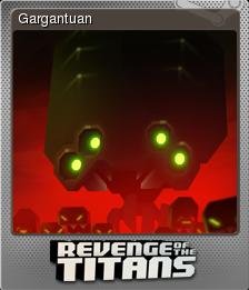 Revenge of the Titans Foil 2