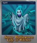 Save Halloween City of Witches Foil 03