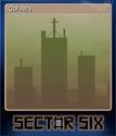 Sector Six Card 1