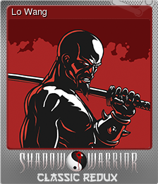 Shadow Warrior Classic Redux Foil 6
