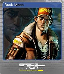Space Run Foil 1