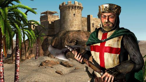Stronghold Crusader HD Artwork 4
