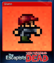 The Escapists The Walking Dead Card 2
