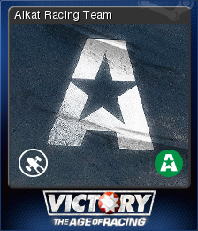 Victory The Age of Racing Card 2