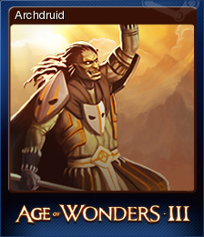 Age of Wonders III Card 6