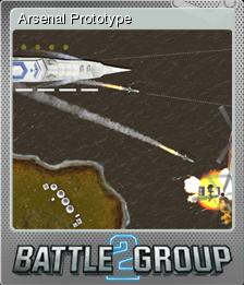 Battle Group 2 Foil 14