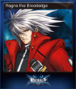 BlazBlue Calamity Trigger Card 1