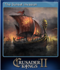 Crusader Kings II Card 7