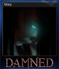 Damned Card 1