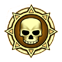 Deadfall Adventures Emoticon skullsign