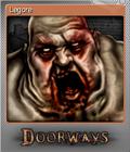 Doorways The Underworld Foil 4