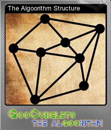 GooCubelets The Algoorithm Foil 6
