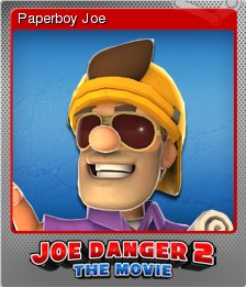 Joe Danger 2 The Movie Foil 4