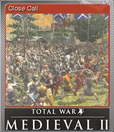 Medieval II Total War Foil 3