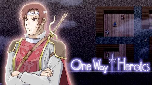 One Way Heroics Artwork 2
