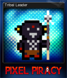 Pixel Piracy Card 13