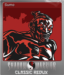Shadow Warrior Classic Redux Foil 3
