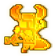 Shovel Knight Badge 4