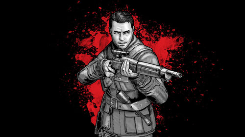 Sniper Elite Nazi Zombie Army Artwork 1