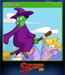 Superfrog HD Card 5