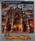 Tormentum Dark Sorrow Foil 7