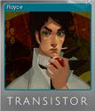 Transistor Card 05 Foil