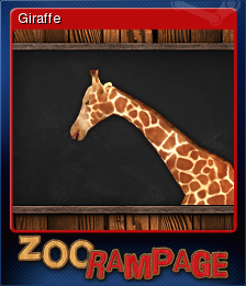 Zoo Rampage Card 1