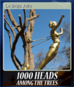 1,000 Heads Among the Trees Card 2
