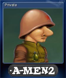 A-Men 2 Card 5