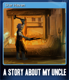 A Story About My Uncle Card 4