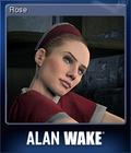Alan Wake Card 6