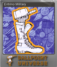Ballpoint Universe Infinite Foil 04